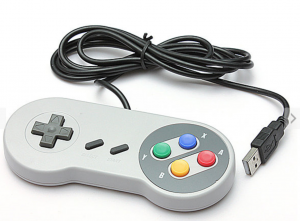 Controls for Retropie Handheld
